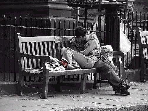 Amour page 4 - Faire l amour sur un banc ...